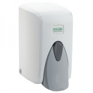 Folyékony szappan adagoló fehér Vialli 0,5L 899003