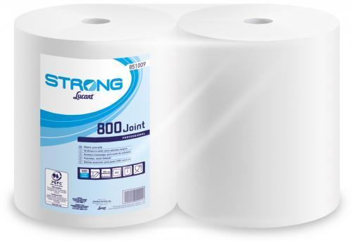 Ipari papírtörlő Lucart Strong 800 Joint 851009