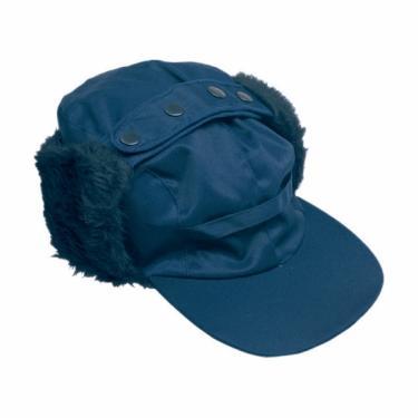 Téli sapka Beaver kék