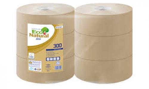 Toalett papír nagy Eco Natural 812140