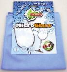 Micro glass üvegtisztító kendő