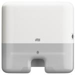 Tork Adagoló Interfold Papírkéztörlőhöz, Mini, Fehér 552100