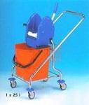 TEMI 005 Egyvödrös takarítókocsi
