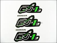HONDA DJ 1 AF12 MATRICA KLT. DJ1 /FEKETE/ 821082-M -HUN
