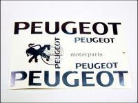 PEUGEOT UNIVERZÁLIS MATRICA KLT. PEUGEOT /FEKETE/ 821091-M -HUN