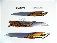 SUZUKI ADDRESS MATRICA KLT. ADDRESS NAGY /ARANY/ 821098-M -HUN