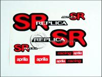 APRILIA SR MATRICA KLT. SR REPLICA /PIROS/ 821140 -HUN