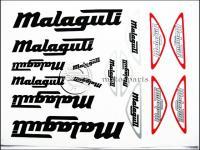 MALAGUTI UNIVERZÁLIS MATRICA KLT. MALAGUTI FEKETE-EZÜST 821219 -HUN