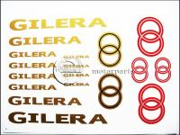 GILERA UNIVERZÁLIS MATRICA KLT. GILERA ARANY-PIROS 821226 -HUN