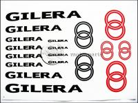 GILERA UNIVERZÁLIS MATRICA KLT. GILERA FEKETE-PIROS 821227 -HUN