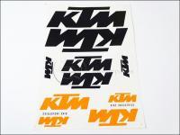KTM UNIVERZÁLIS MATRICA KLT. KTM FEKETE 821254 -HUN