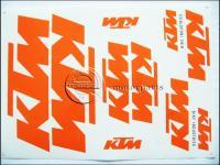 KTM UNIVERZÁLIS MATRICA KLT. KTM NARANCS 821261 -HUN