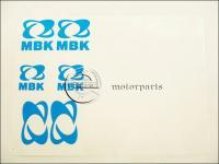 MBK UNIVERZÁLIS MATRICA KLT. MBK FEHÉR 821260/FEH-M -HUN