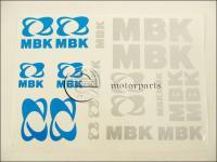 MBK UNIVERZÁLIS MATRICA KLT. MBK EZÜST 821260/E-M -HUN