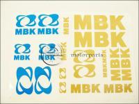 MBK UNIVERZÁLIS MATRICA KLT. MBK ARANY 821260/A-M -HUN