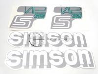 SIMSON UNIVERZÁLIS MATRICA KLT. B51 VAPE /FEHÉR/ N84504 -POL