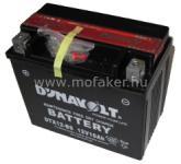 Dynavolt Akku YTX12-BS 12V 10AH (DTX12-BS) DYNAVOLT gond.mentes DB DTX12-BS CHN