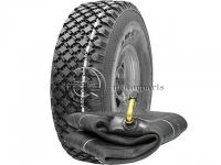DELI IPARI GUMI 3,00-4 260-85 /10X3/ S310 TT 4PR Deli ipari gumi +  tömlő SZETT 301410 -