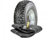 DELI IPARI GUMI 4,10/3,50-4 S356 TT 4PR Deli ipari gumi + tömlő szett 301600 -