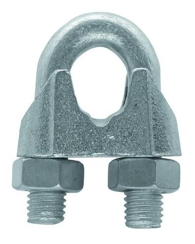 Kötélszorítóbilincs 5mm-es