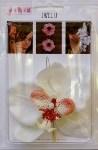 Jwel U Virágpompa JW4-12 orhidea fehér virág