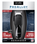 Andis Pro Alloy Adjustable Blade Clipper hajvágógép