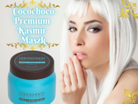 Cocochoco prémium cashmere hajmaszk 250ml.