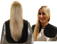 Hajvágó gallér hosszú hajhoz. (Hair Tools) - Fekete