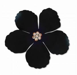 Jwel U Selyemvirág JW2-05 Fekete AB középpel