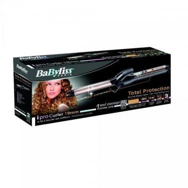 "BaByliss ""Pro 200"" Ceramic intense digitális hajsütővas, 19 mm"