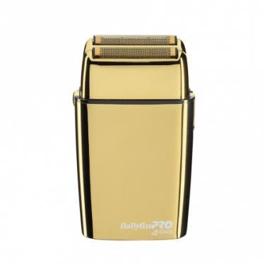 Babyliss PRO Foil Metal Shaver Gold borotva