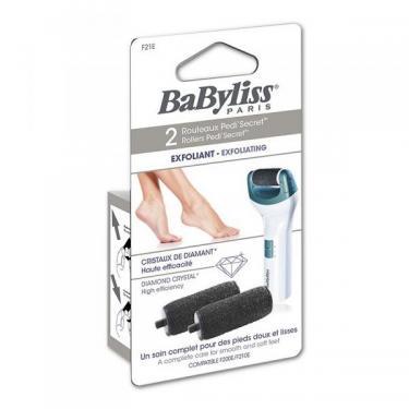 BaByliss Sarokcsiszoló pótfej (durva) - 2 db/doboz (F21E)