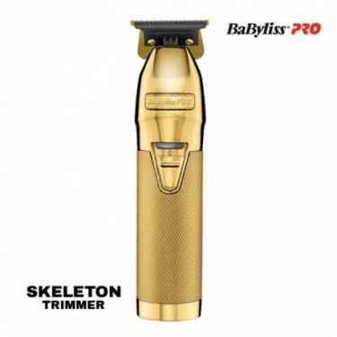 BaByliss PRO Skeleton Trimmer-Gold