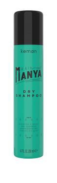 Kemon Manya Dry Shampoo Száraz Sampon 200 ml