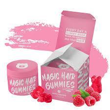Magic Hair hair gummies hajvitamin