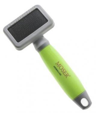 Moser Animalline Slicker Brush kutya kefe kicsi