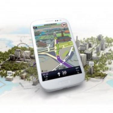 SYGIC GPS Navigation Android EU térképszoftver voucher