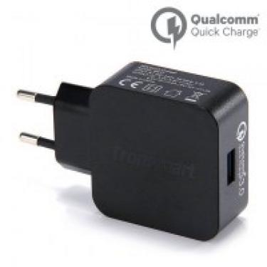 TRONSMART WC1T hálózati töltő Qualcomm QuickCharge 3.0 gyorstöltés