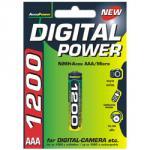 DigitalPower AAA 1200mAh NiMH akku