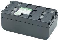 JVC BN-V20 / Sony NP-98 / Panasonic BP-18 6V 4200mAh NiMh helyettesítő akku