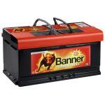 Banner Power Bull 12V 80Ah 700A jobb pozitívos autóakku
