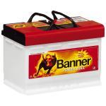 Banner Power Bull Professional 12V 77Ah 680A jobb pozitívos autóakku