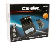 Camelion CM-500 Ni-MH/Li-ion kapacitásmérő akkutöltő