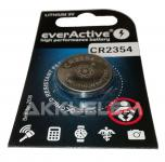 CR 2354 3V Lithium elem