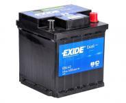 Exide Excell EB440 44Ah 400A autó akkumulátor