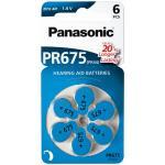 Panasonic ZA675 hallókészülék elem
