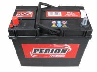 Perion 12V 45Ah 330A bal pozitívos autóakku
