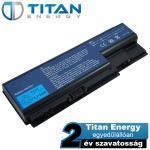 TitanEnergy Acer AS07B72 10,8V 4400mAh utángyártott akku