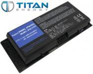 TitanEnergy Dell Precision M4600 7800mAh helyettesítő akku