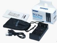 Xtar MC2 Plus Li-Ion akkumulátor töltő